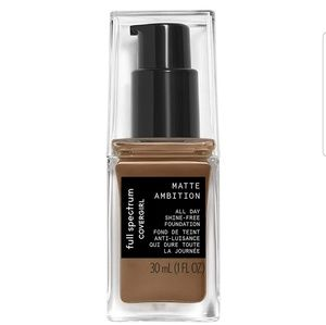 Covergirl Matte Ambition, All Day Foundation